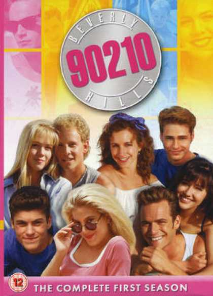 TV Series - Beverly Hills 90210