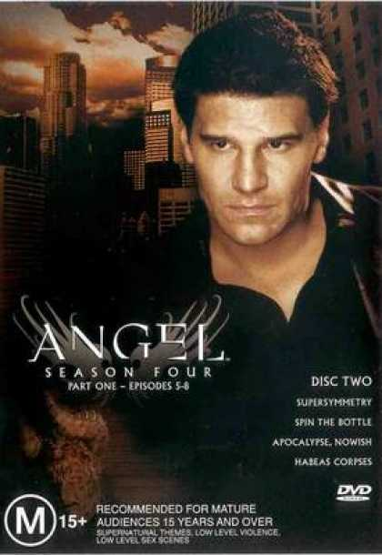 TV Series - Angel Australian