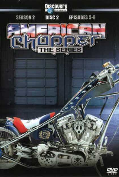 TV Series - American Chopper