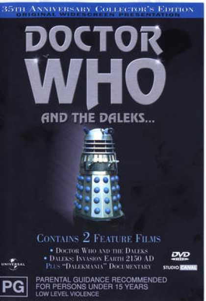 TV Series - Doctor Who And The Daleks