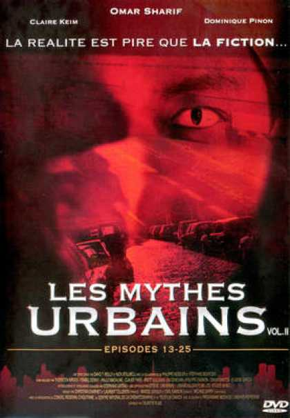 TV Series - Les Mythes Urbains