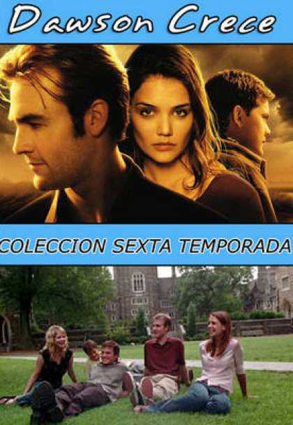 TV Series - Dawsons Creek Part 2 Spanish