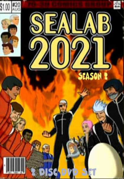 TV Series - Sealab 2