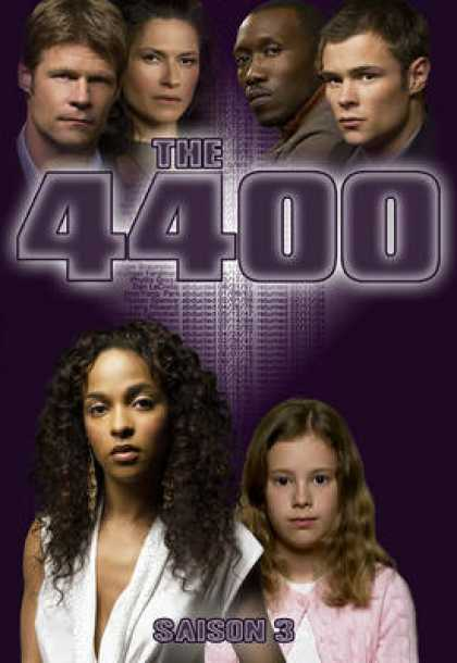 TV Series - The 4400 -4