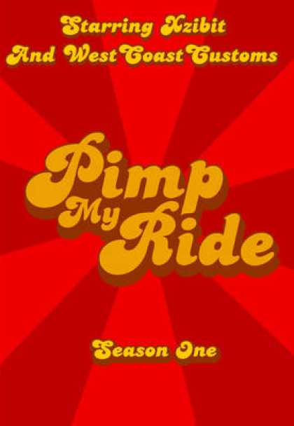 TV Series - Pimp My Ride