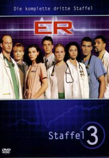 TV Series - Emergency Room - Staffel