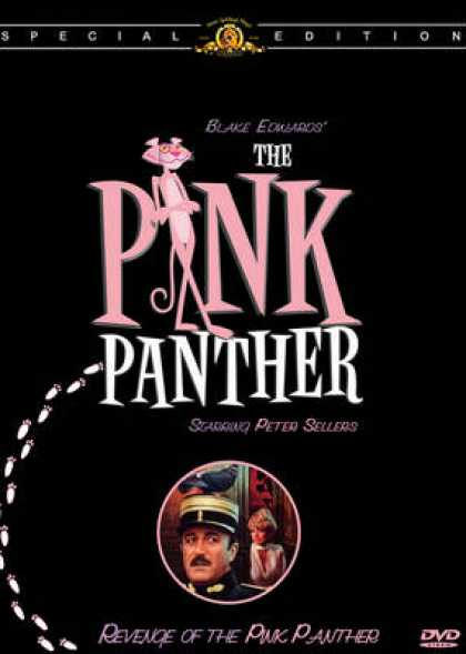 TV Series - The Pink Panther Boxset DVD