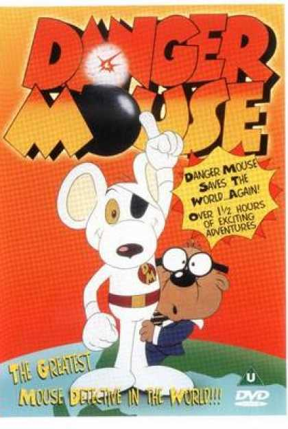 TV Series - Danger Mouse- Saves The World Again