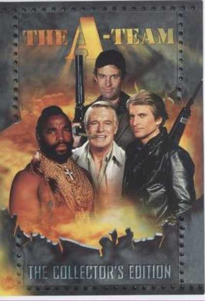 TV Series - The A-Team - Bring Back The A-Team