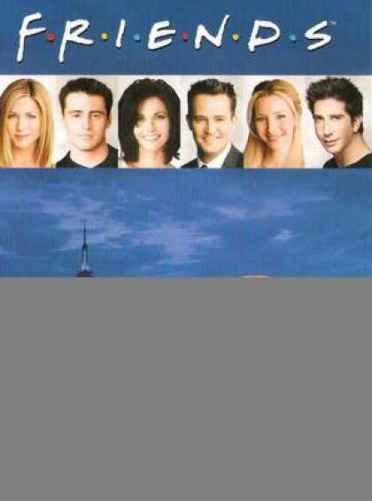 TV Series - Friends Series Episodes 1
