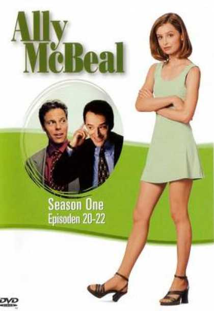 TV Series - Ally Mcbeal 1 0 - 22 German
