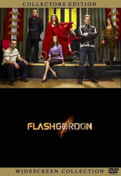 TV Series - Flash Gordon: (2007) WS CE