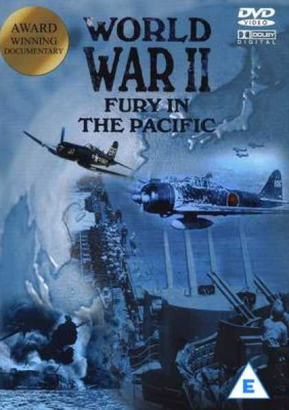 TV Series - World War II - Fury In The Pacific