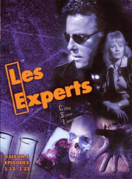 TV Series - Les Experts
