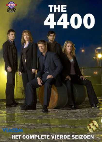 TV Series - The 4400: Seizoen