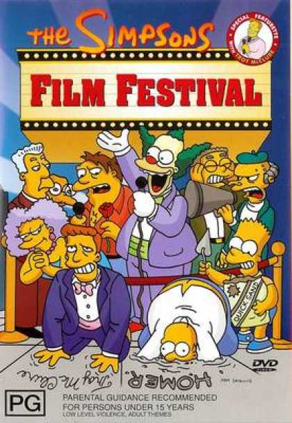 TV Series - The Simpsons Film Festival
