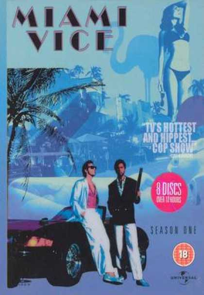 TV Series - Miami Vice