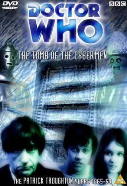 TV Series - Doctor Who - The Tomb Of Cybermen