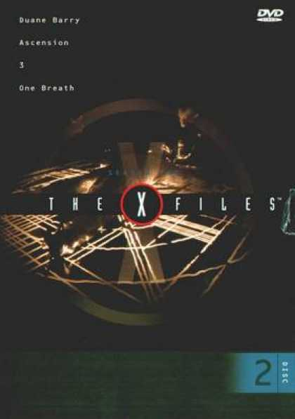 TV Series - The X Files And