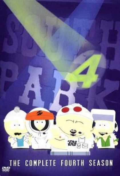TV Series - South Park Complete 4th Season