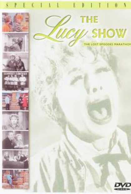 TV Series - The Lucy Show The Lost Episodes Marathon
