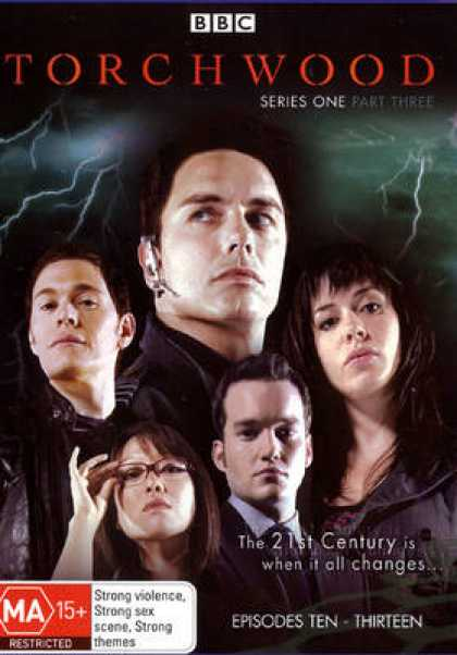 TV Series - Torchwood Series One Part Three