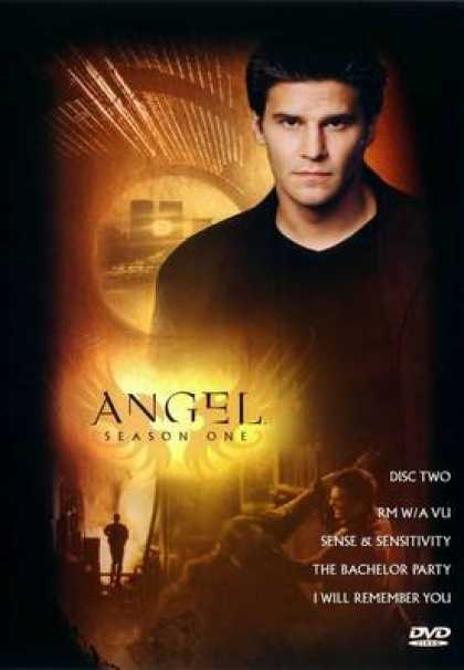 TV Series - Angel Disc Two Austrailian
