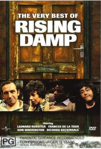 TV Series - The Very Best Of Rising Damp