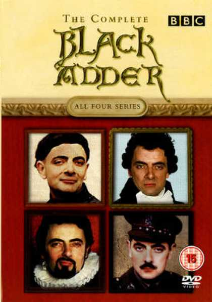TV Series - The Complete Black Adder - All Four Series