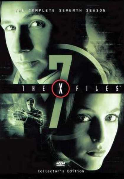 TV Series - X Files Cover 3 +