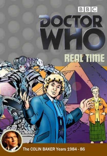 TV Series - Doctor Who - Real Time Cartoon
