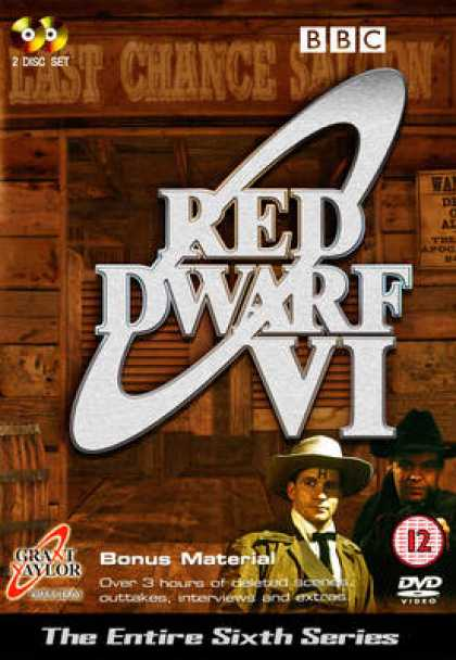 TV Series - Red Dwarf