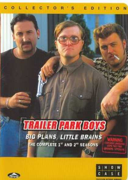 TV Series - Trailer Park Boys &2