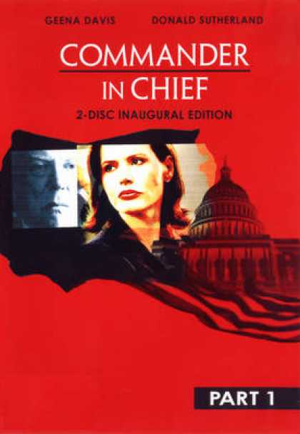 TV Series - Commander In Chief