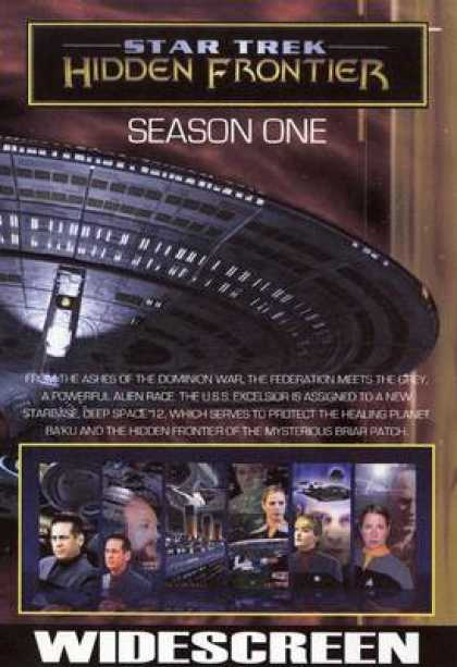 TV Series - Star Trek: Hidden Frontier - WS R0 C