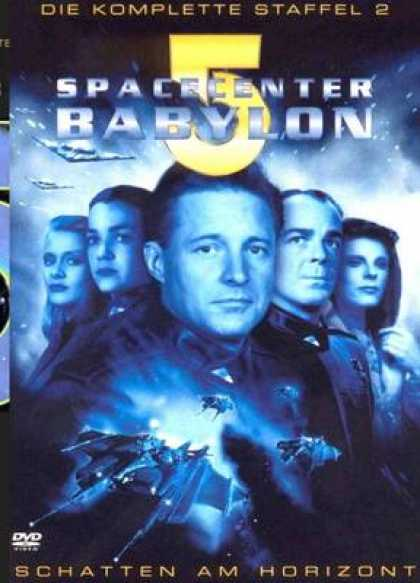 TV Series - Babylon 5 - Staffel