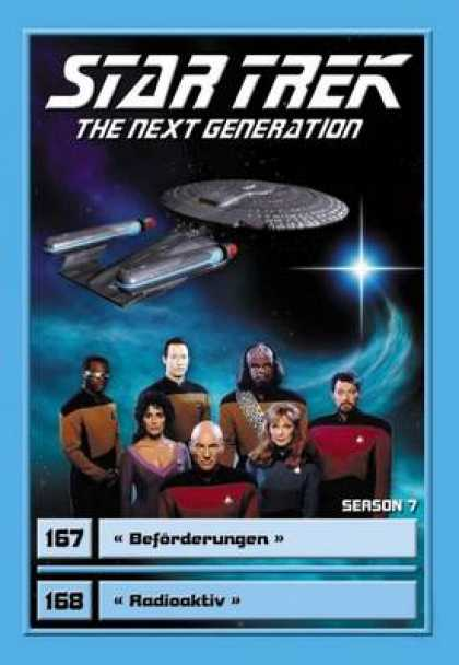 TV Series - Star Trek The Next Generation Episode
