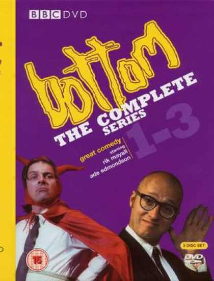 TV Series - Bottom - The Complete -3