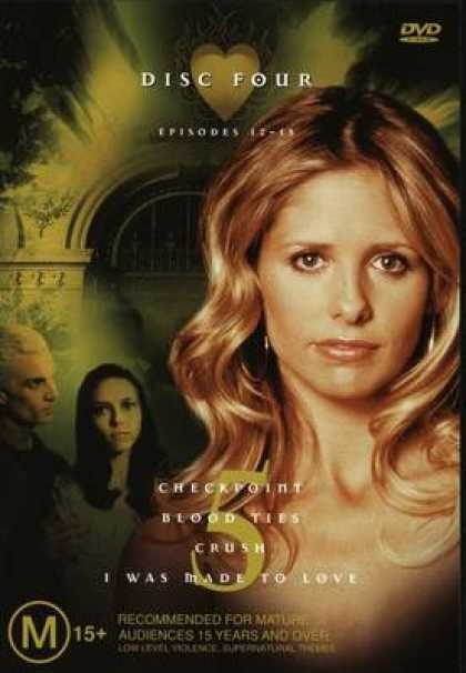 TV Series - Buffy Australian