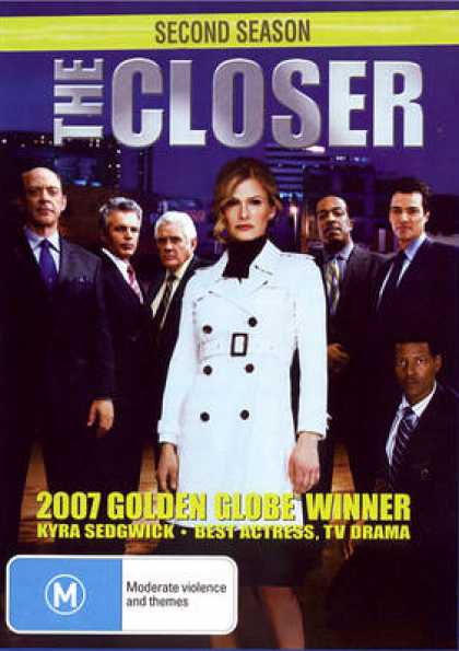 TV Series - The Closer Second Season