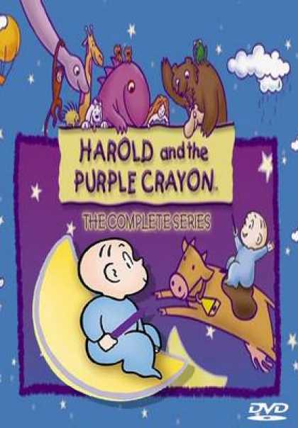 TV Series - Harold And The Purple Crayon 2 Disc
