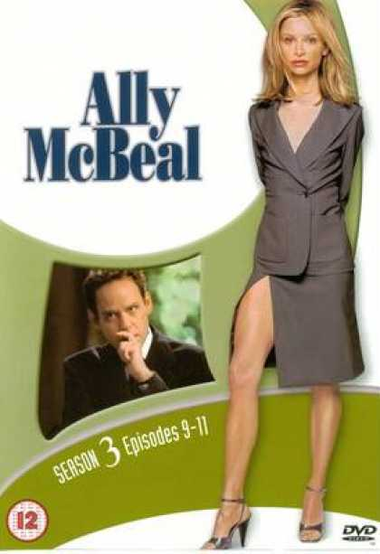 TV Series - Ally Mcbeal Ep 9
