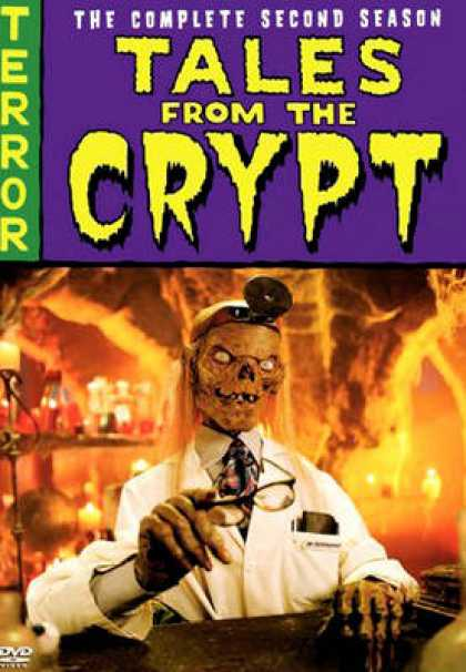 TV Series - Tales From The Crypt The Complete Second Seaso