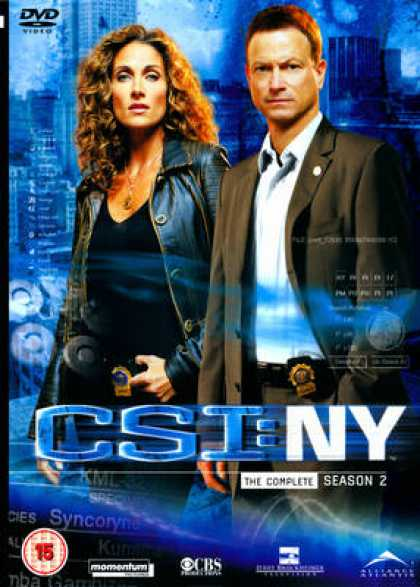 TV Series - CSI NY S2