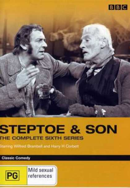 TV Series - Steptoe & Son
