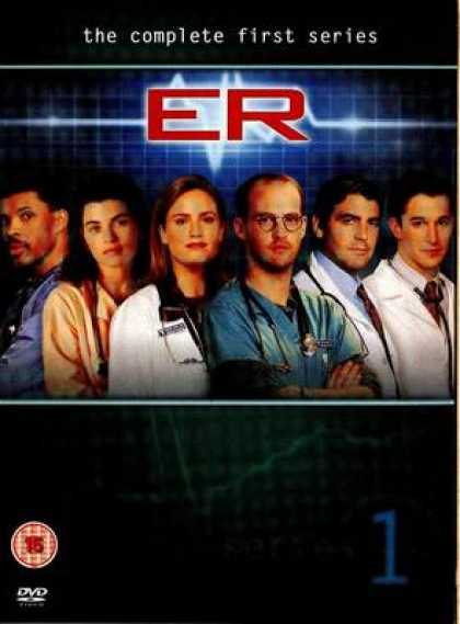 TV Series - ER The Complete 1st Season