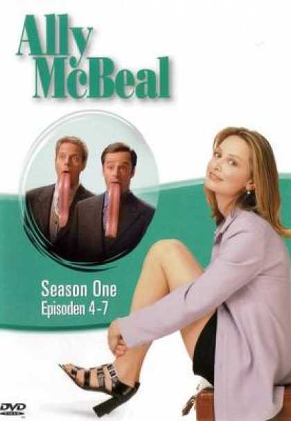 TV Series - Ally Mcbeal 1 4 - 07 German