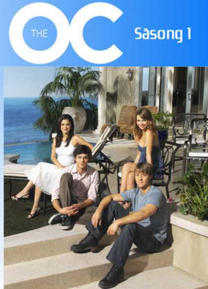 TV Series - The Oc SWEDISH