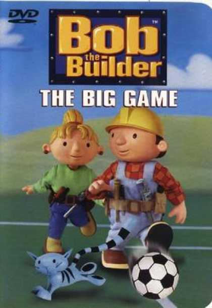 TV Series - Bob The Builder - The Big Game