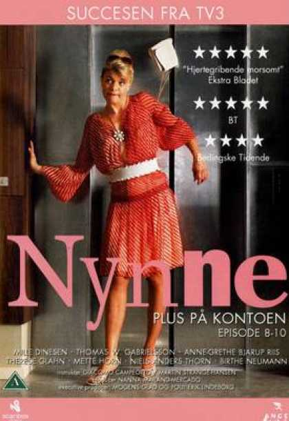 TV Series - Nynne -10 DANISH
